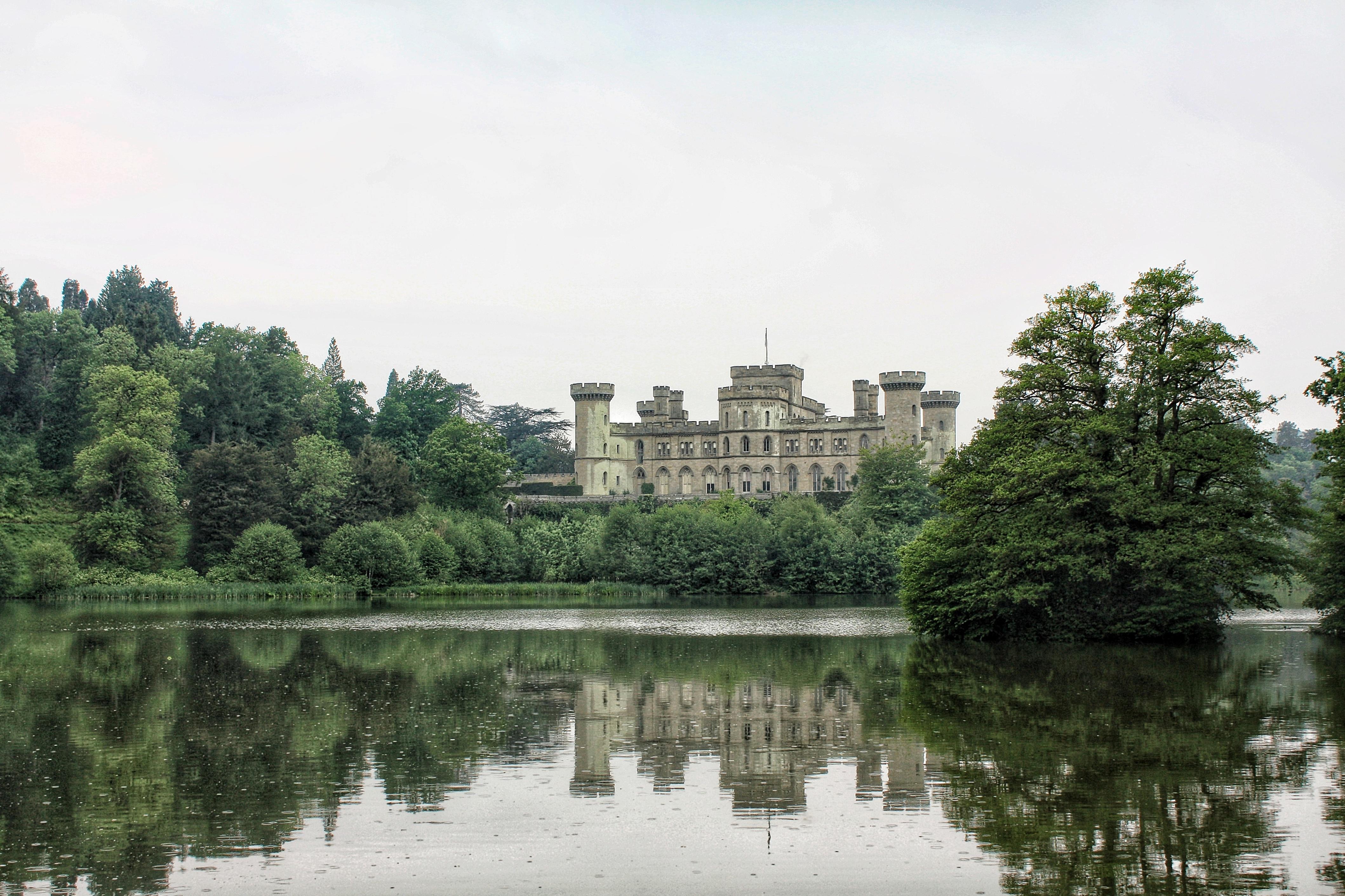 Enchanting Eastnor Castle