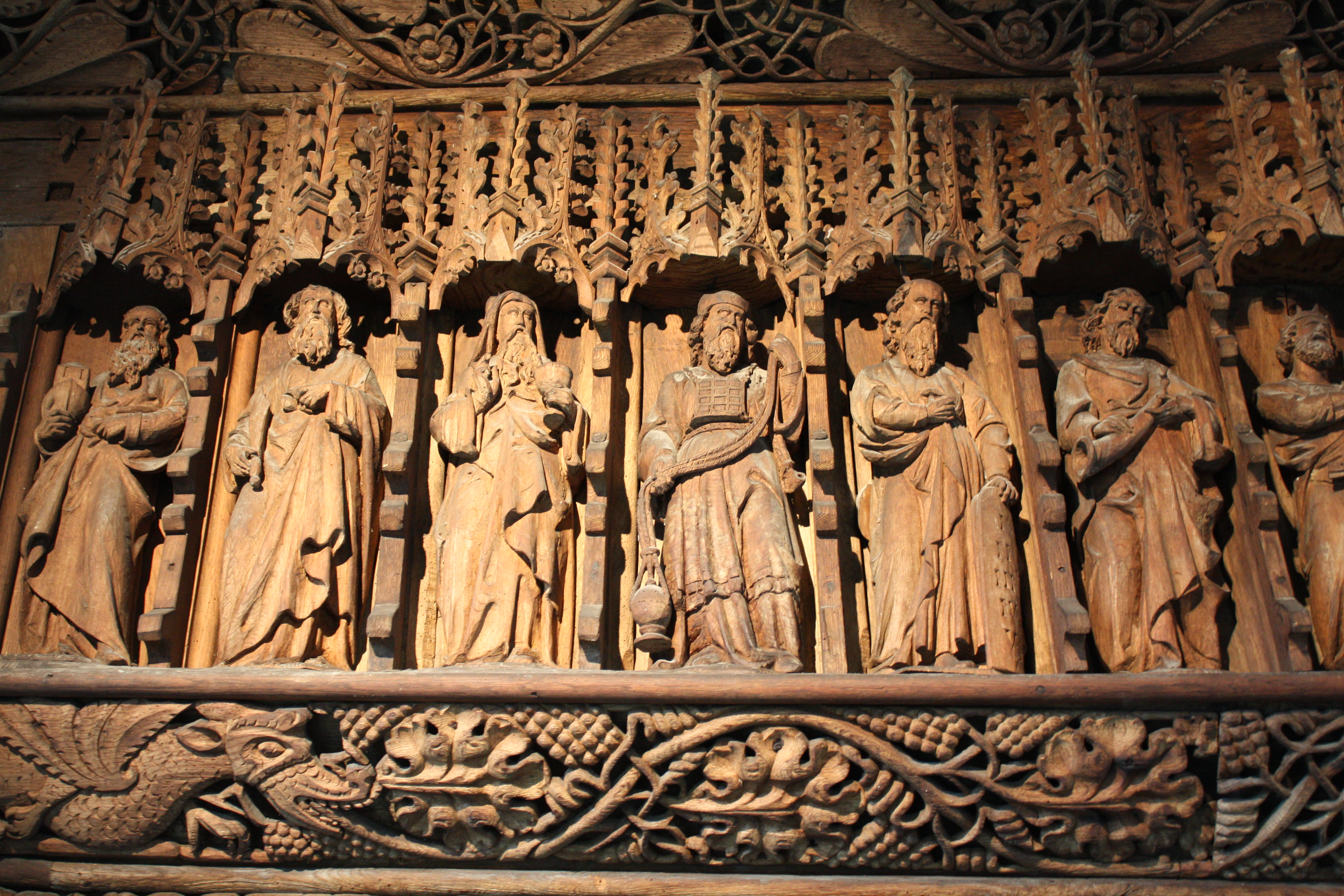 The Church With The Hidden Treasure – St Anno's Church, Llananno