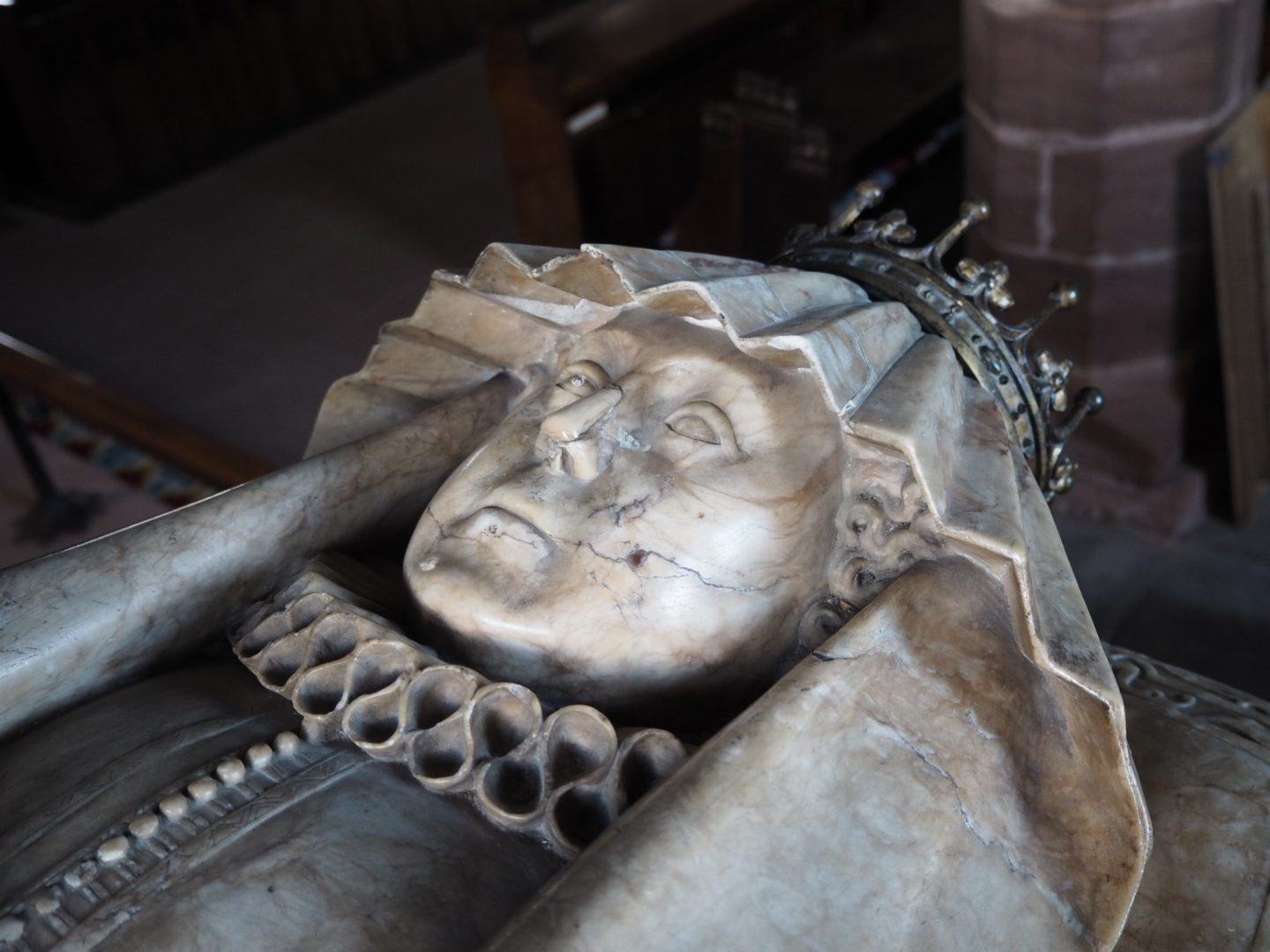 Lady Margaret Russell effigy