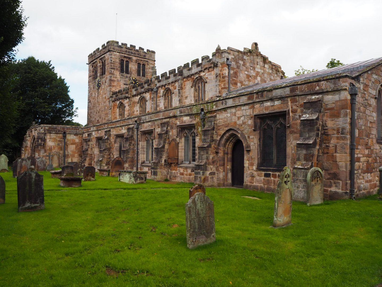 St Lawrence's Church, Appleby