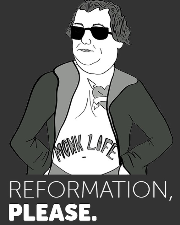 the real martin luther reformation