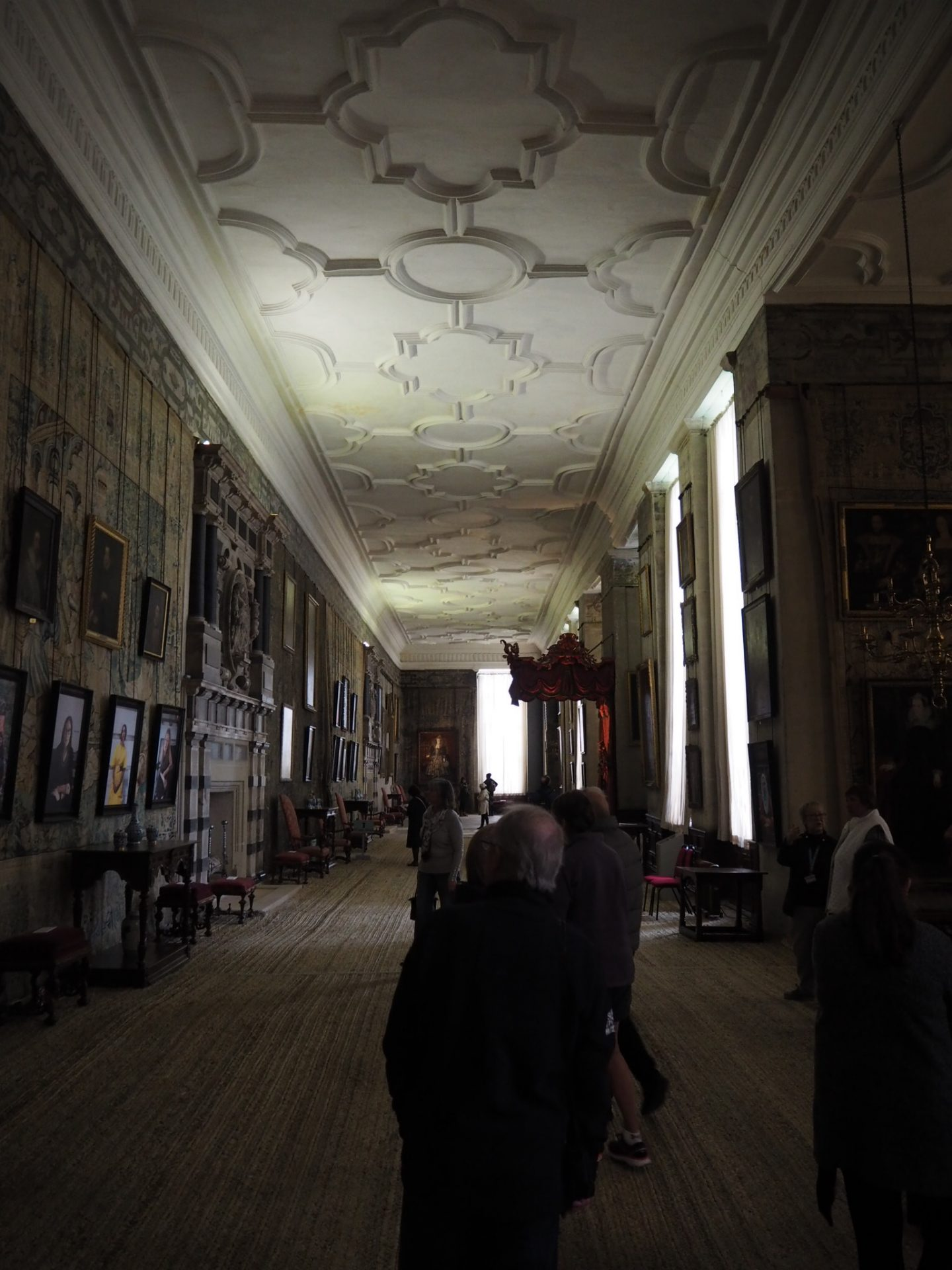 Long Gallery - Hardwick Hall