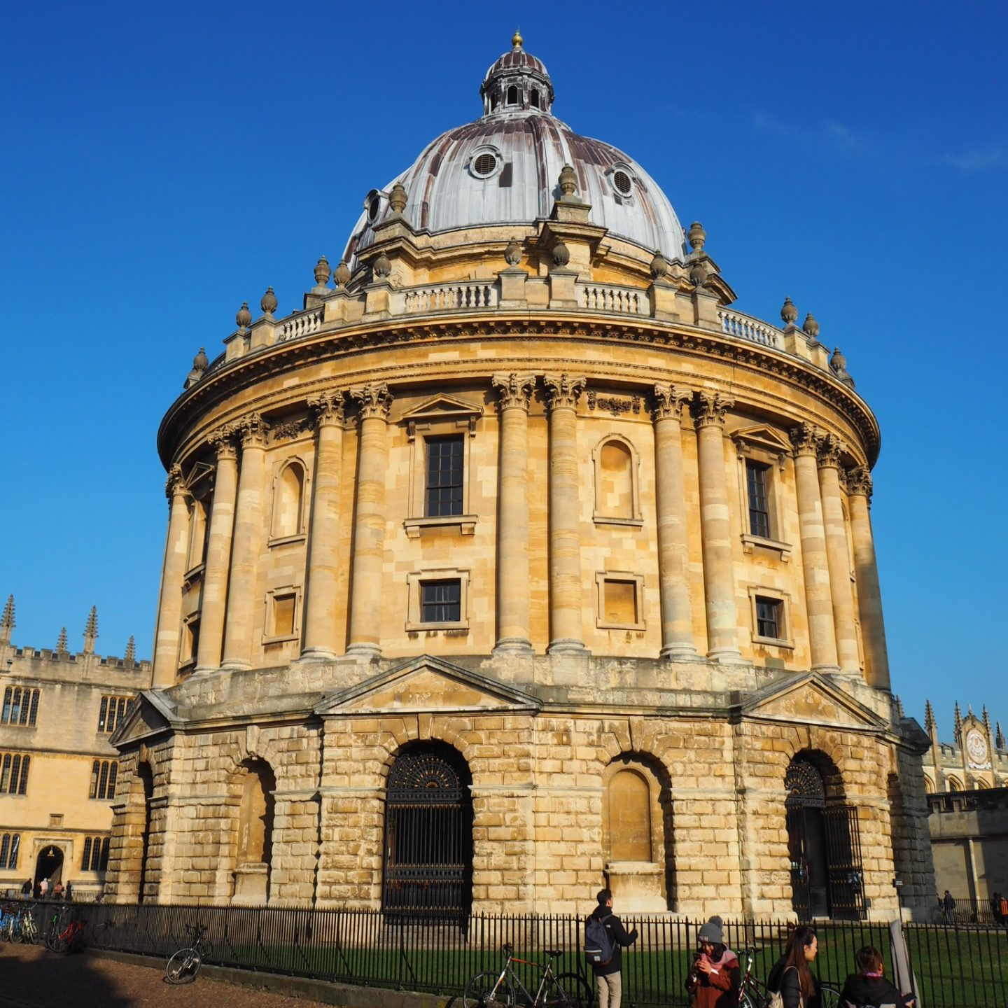 Oxford Day Trip - Radcliffe Camera