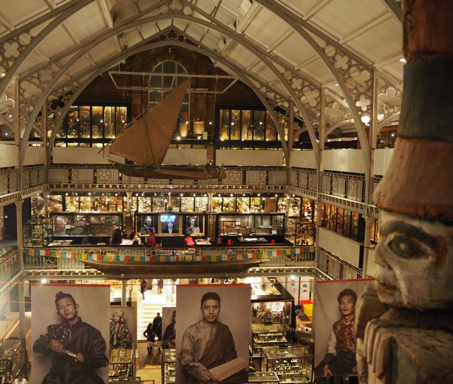 Oxford day trip - Pitt Rivers Museum