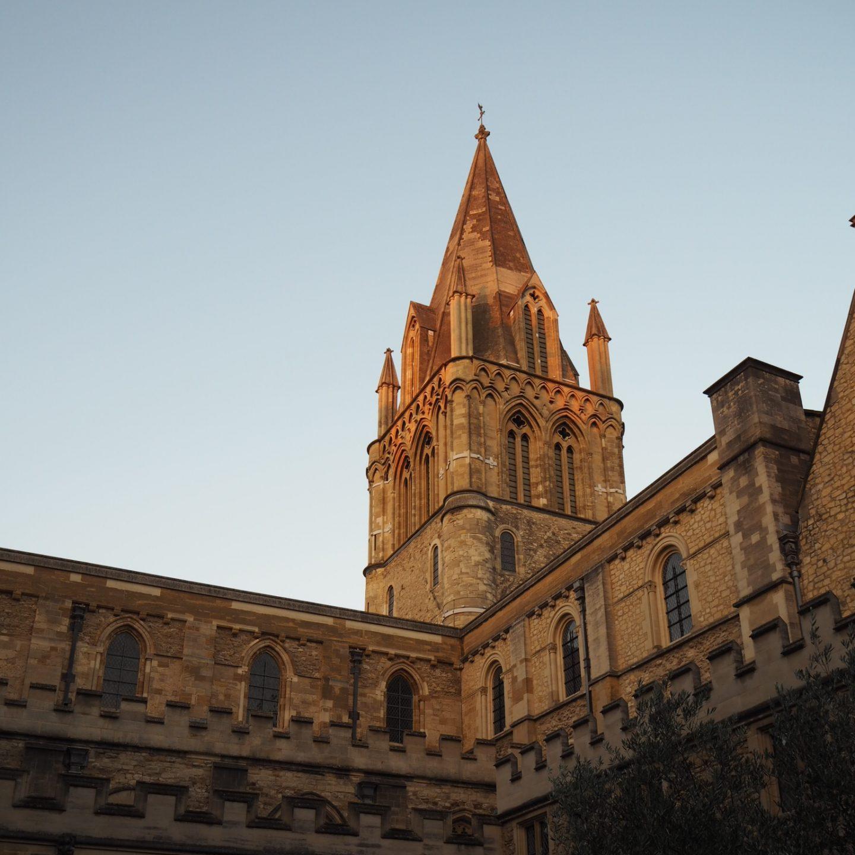 Oxford Day Trip - Christ College