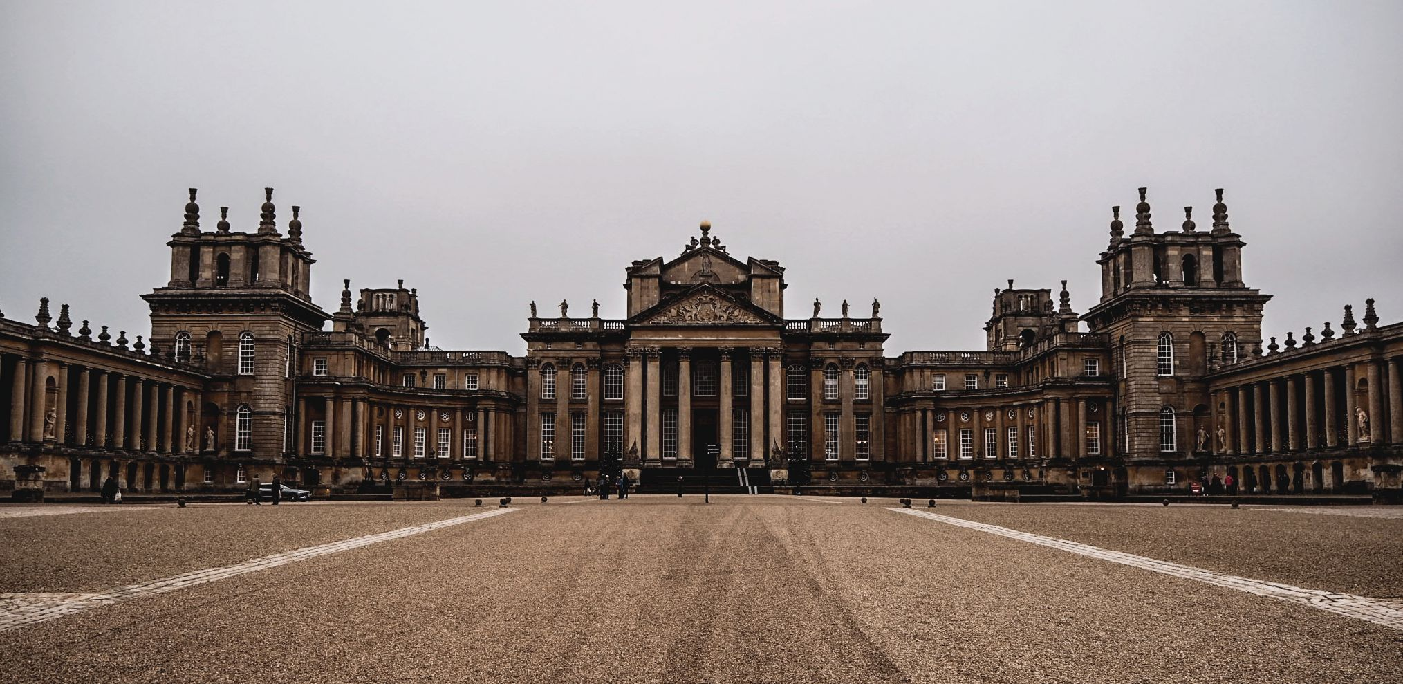 'A Giant Among Buildings' – Blenheim Palace