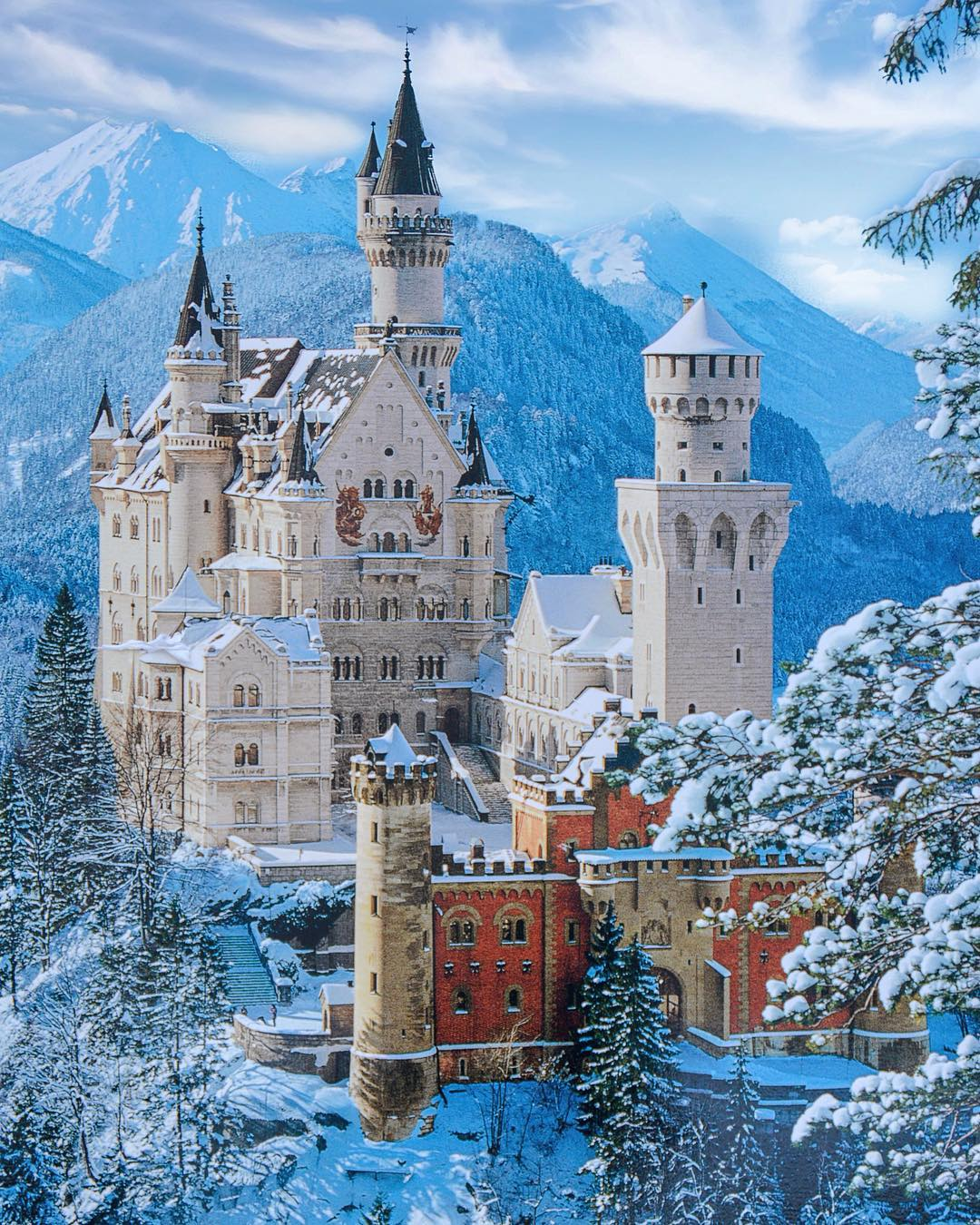 travel bucket list neuschwanstein castle