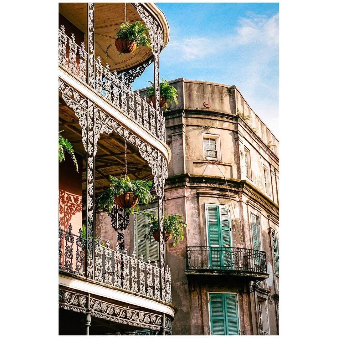 travel bucket list new orleans