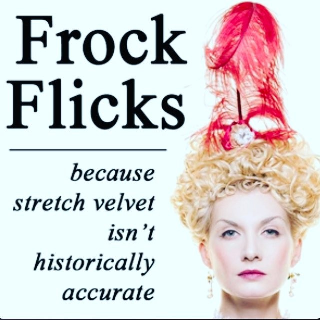 history podcasts - frock flicks