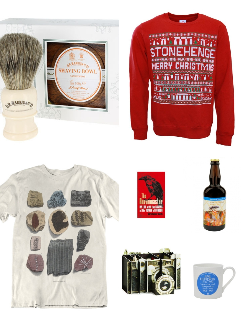 brother historical christmas gift guide