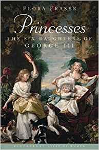 georgian history books - princesses