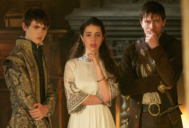 reign historical accuracy in period drama