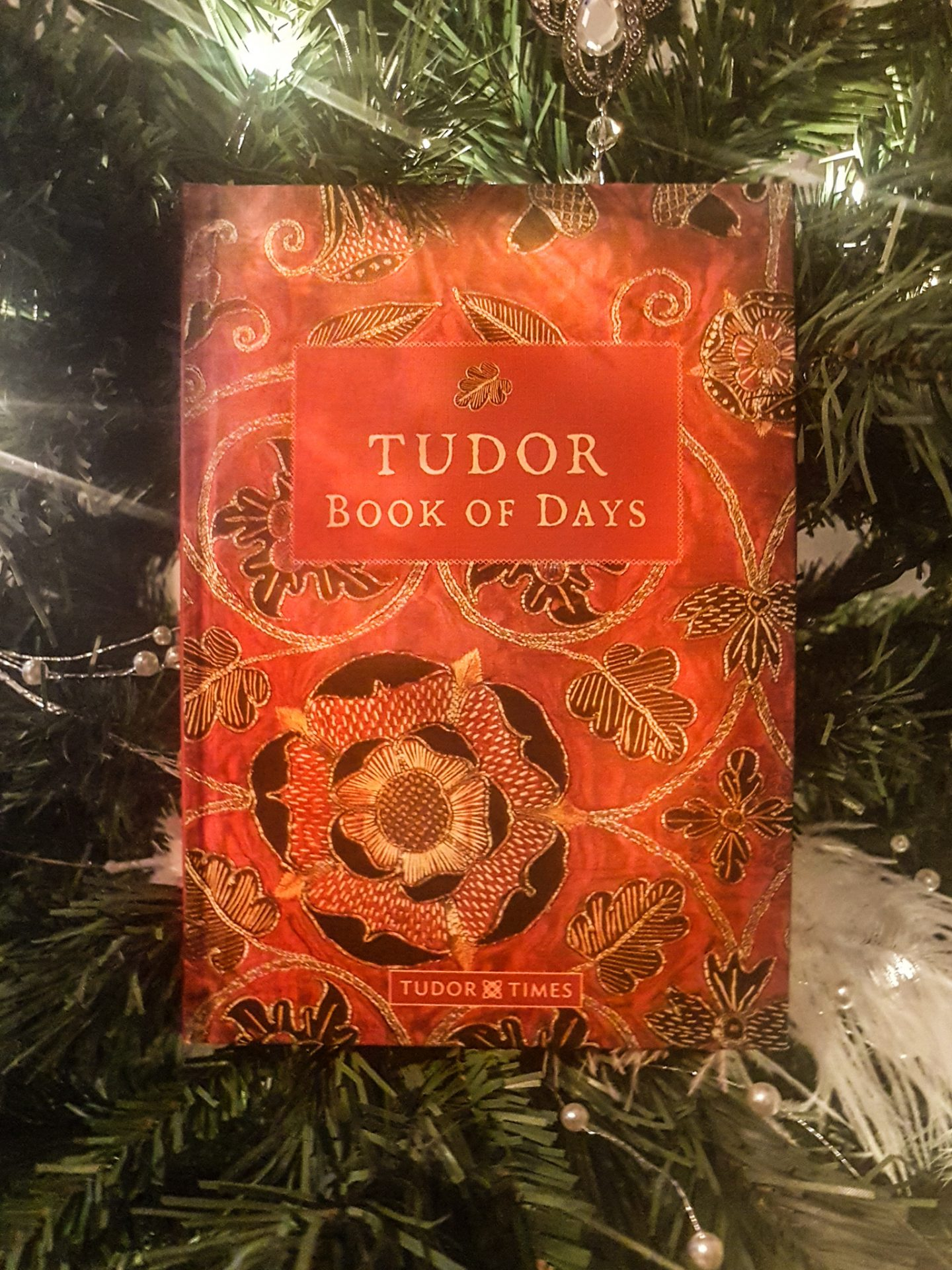 Planning for a Great 2019 with the Tudor Book of Days