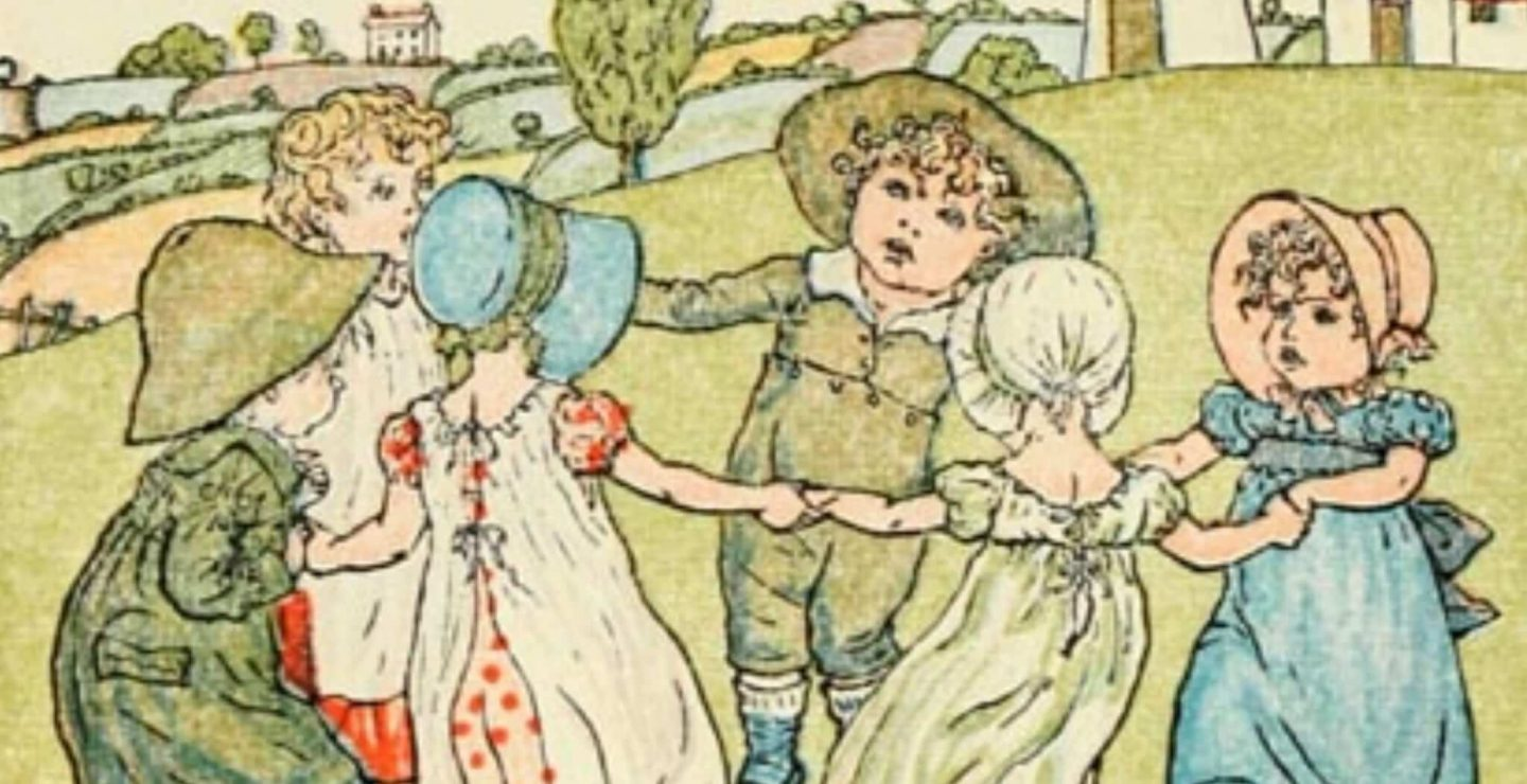 The Dark History Behind Your Favourite Nursery Rhymes