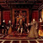 Tudor History Henry VIII family