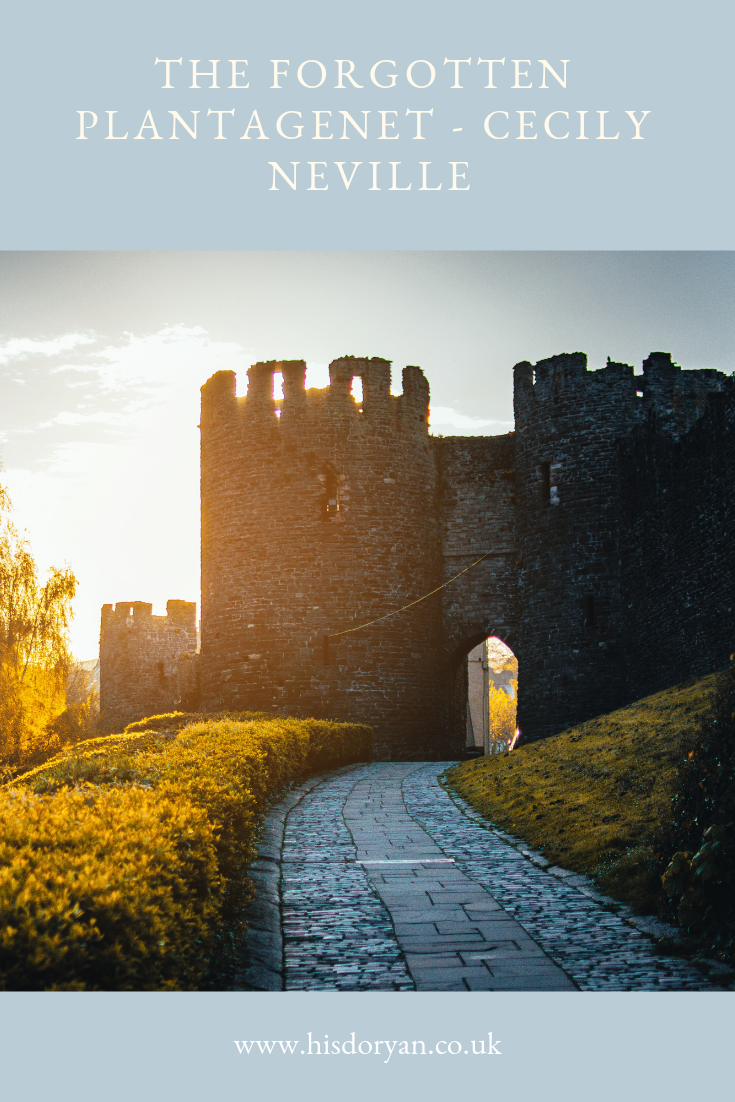 The Forgotten Plantagenet - Cecily Neville