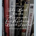 History Book Insta Accounts Pinterest Cover