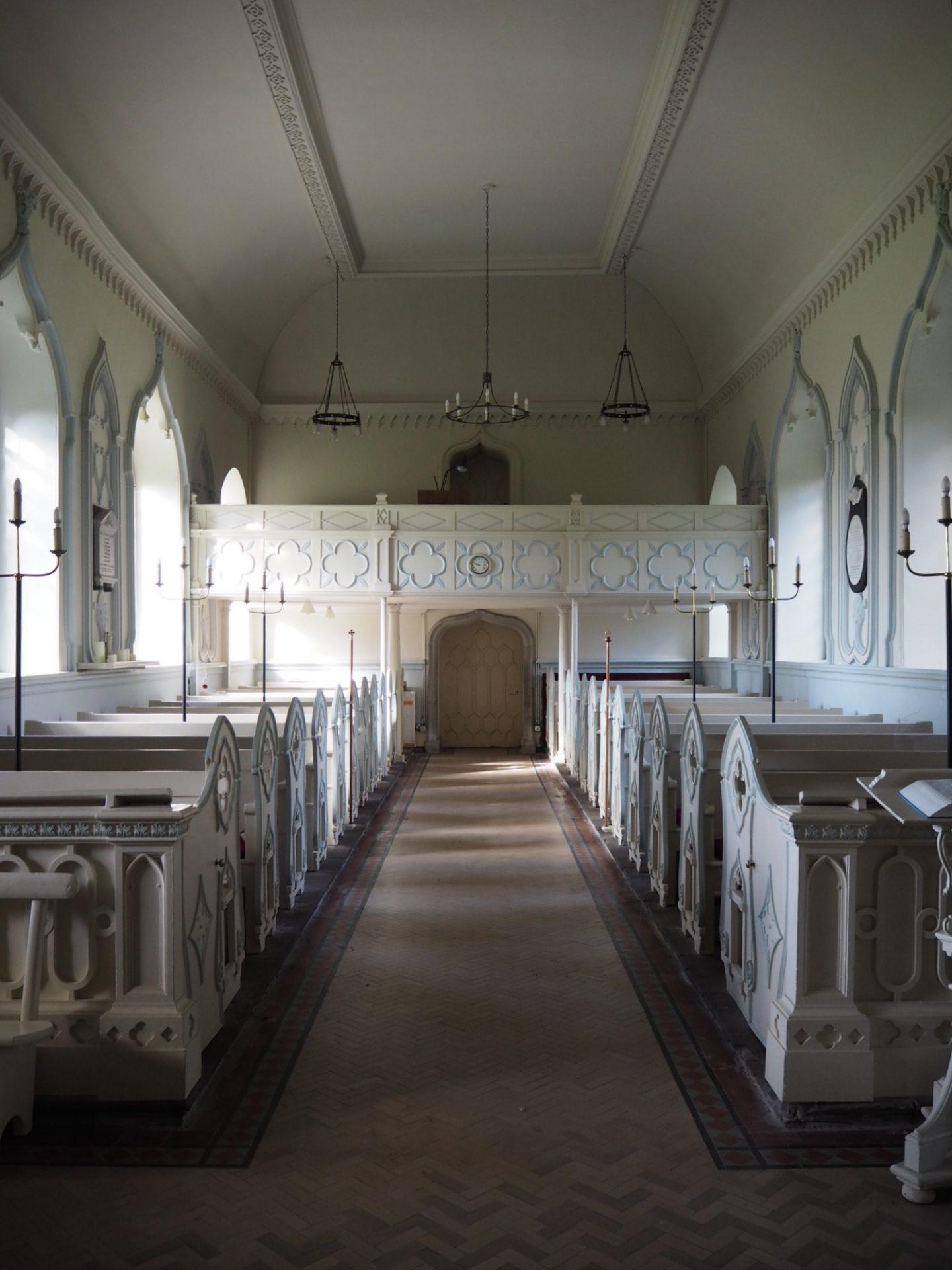 churches of the marches shobdon