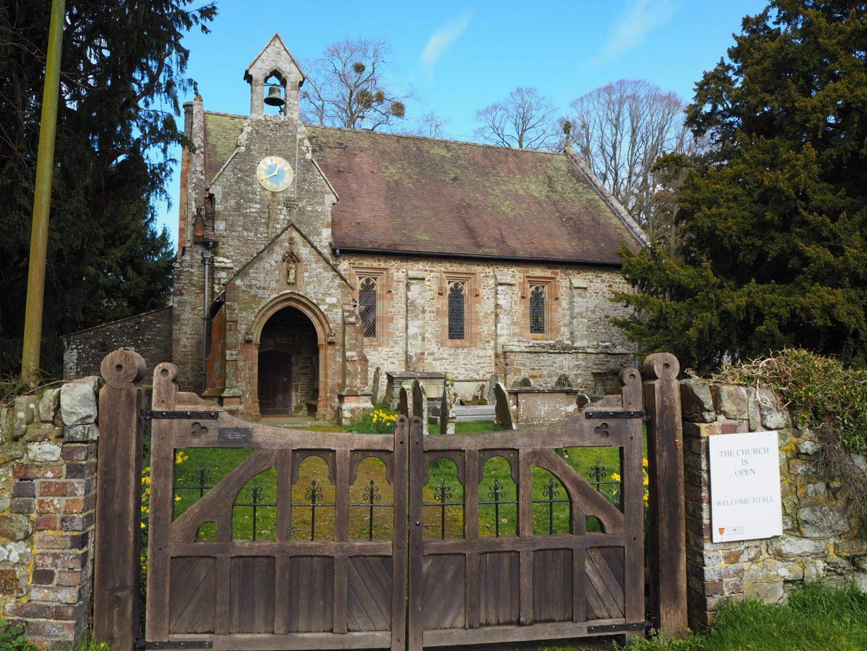 churches of the marches brampton bryan