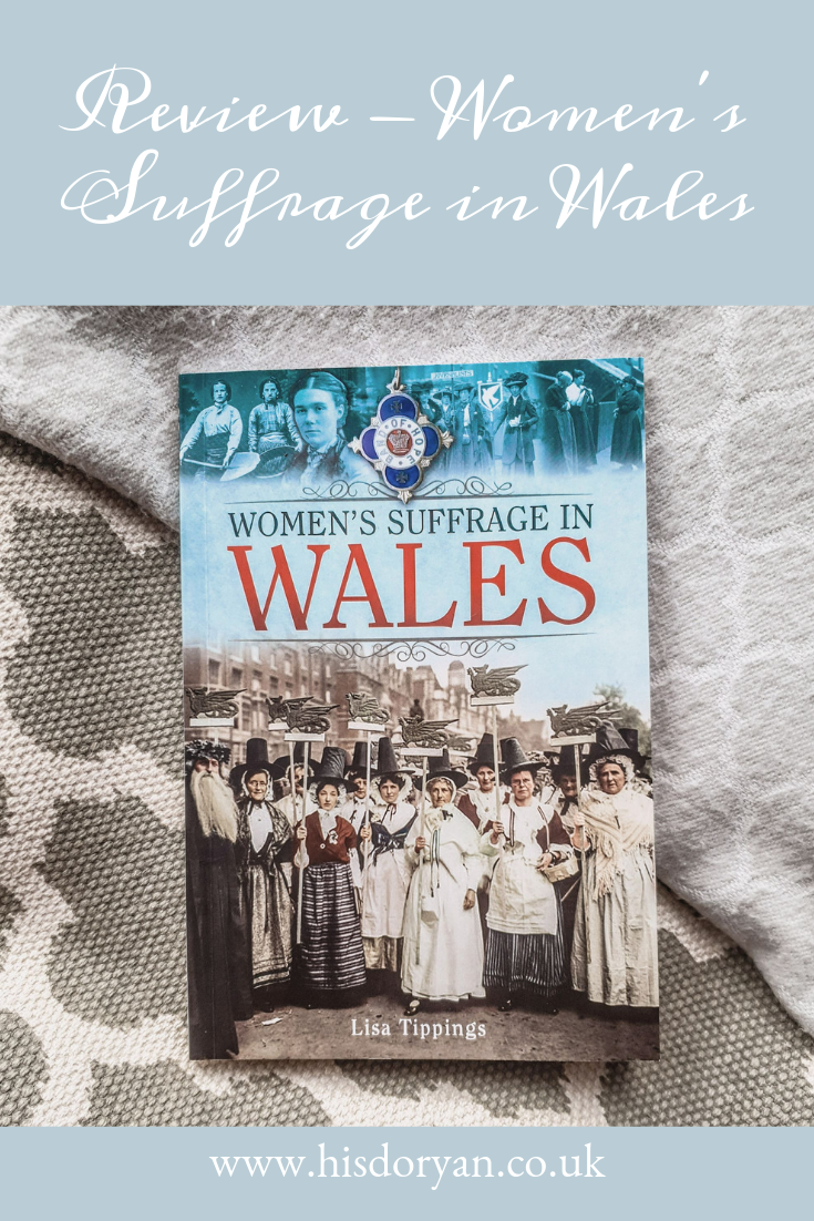 Review: Women's Suffrage in Wales by Lisa Tippings