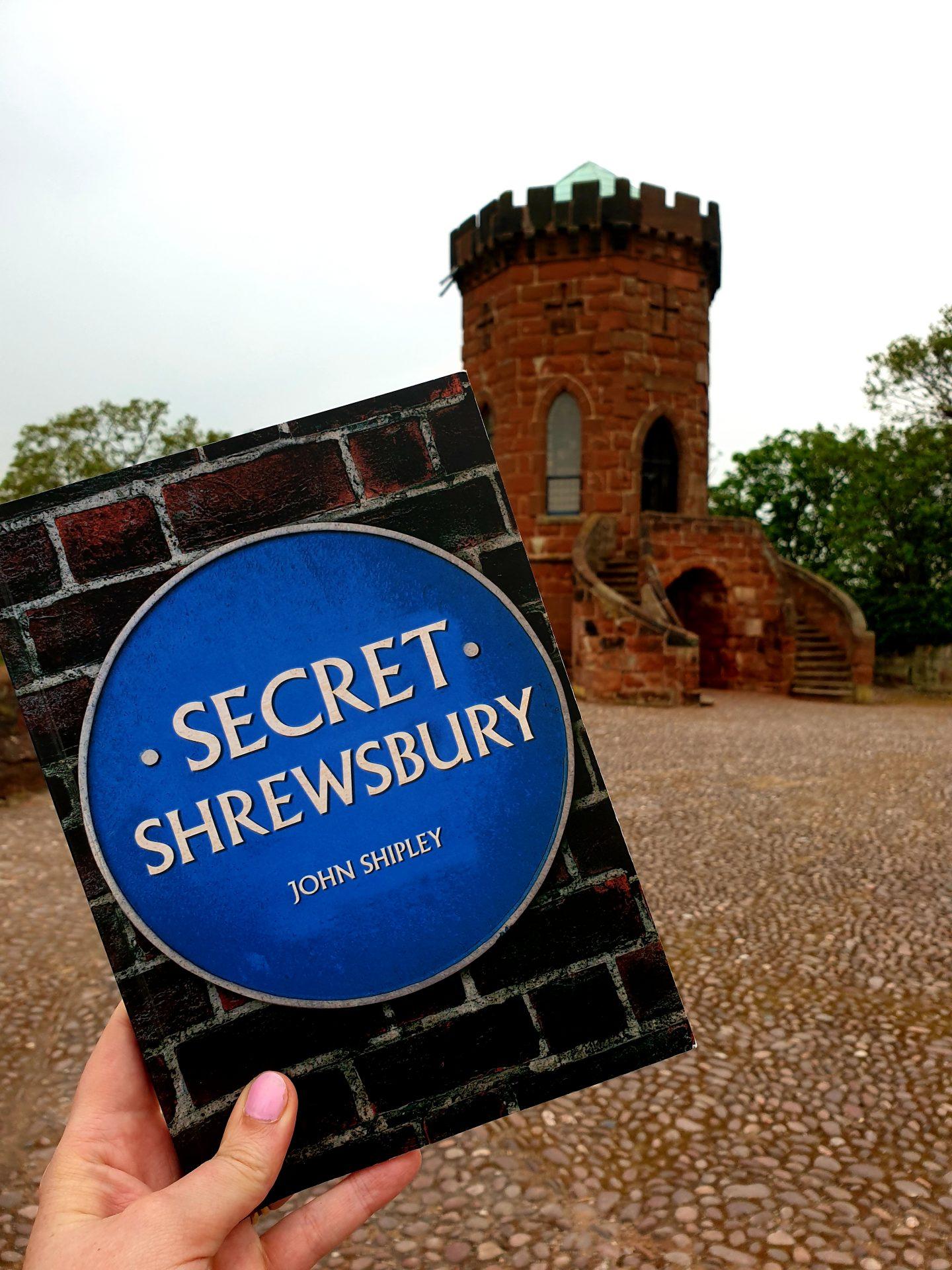 Secret Shrewsbury Laura's Tower
