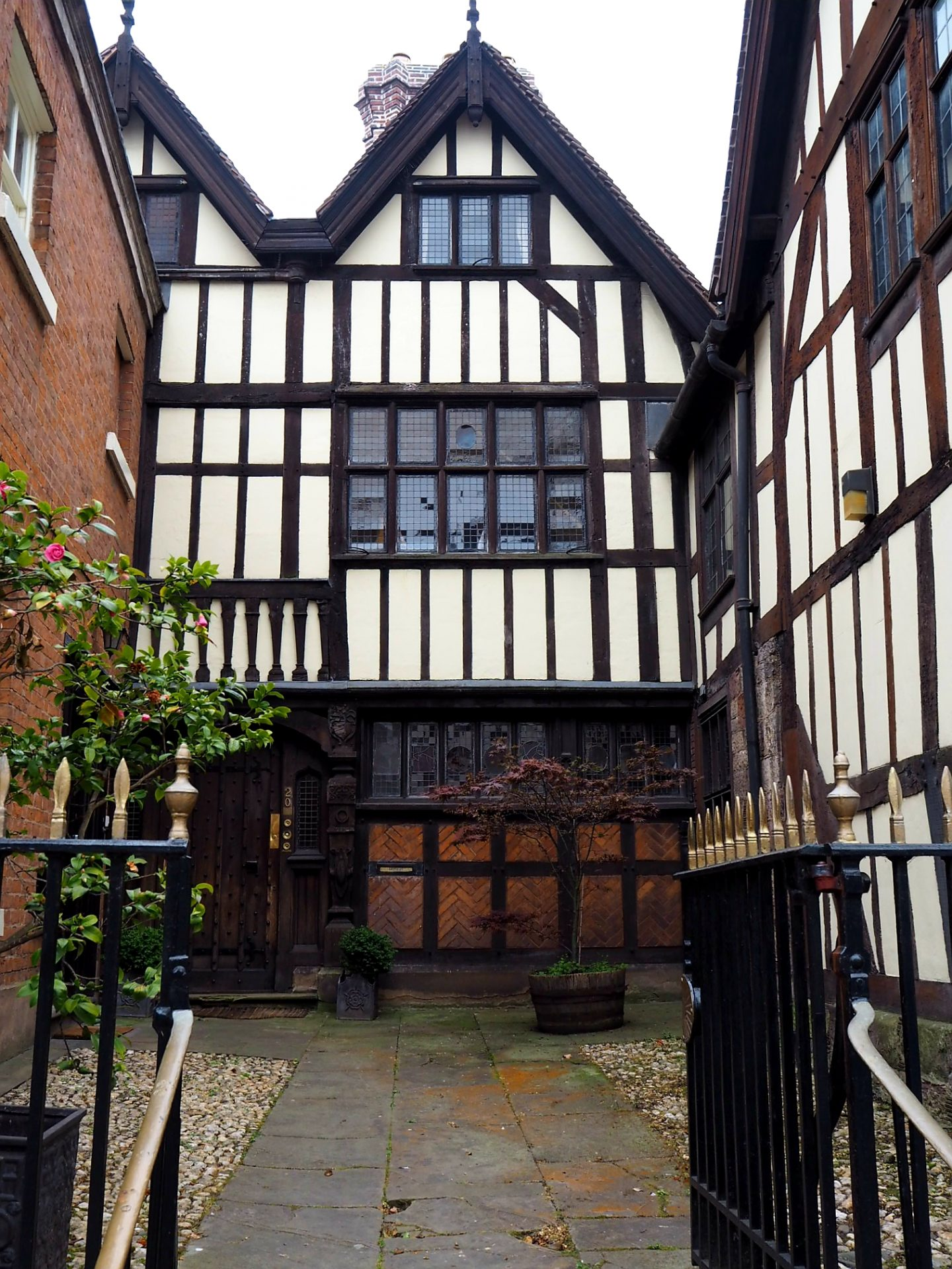 The Olde House Shrewsbury