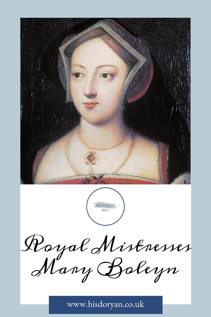 Mary Boleyn – ' A Very Great Whore'