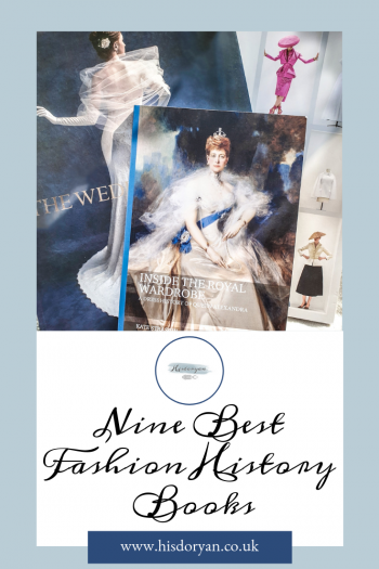 best fashion history books pinterest cover