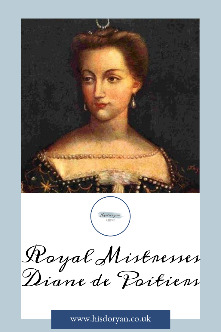 Diane de Poitiers – 16th Century Cougar