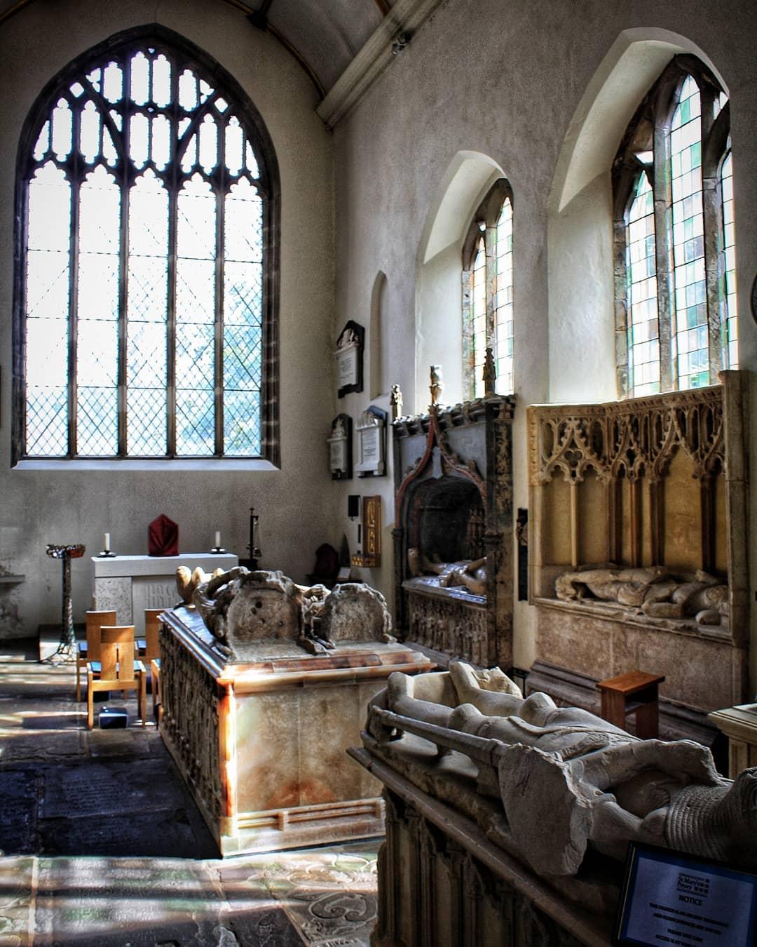 St Marys Priory Church Abergavenny