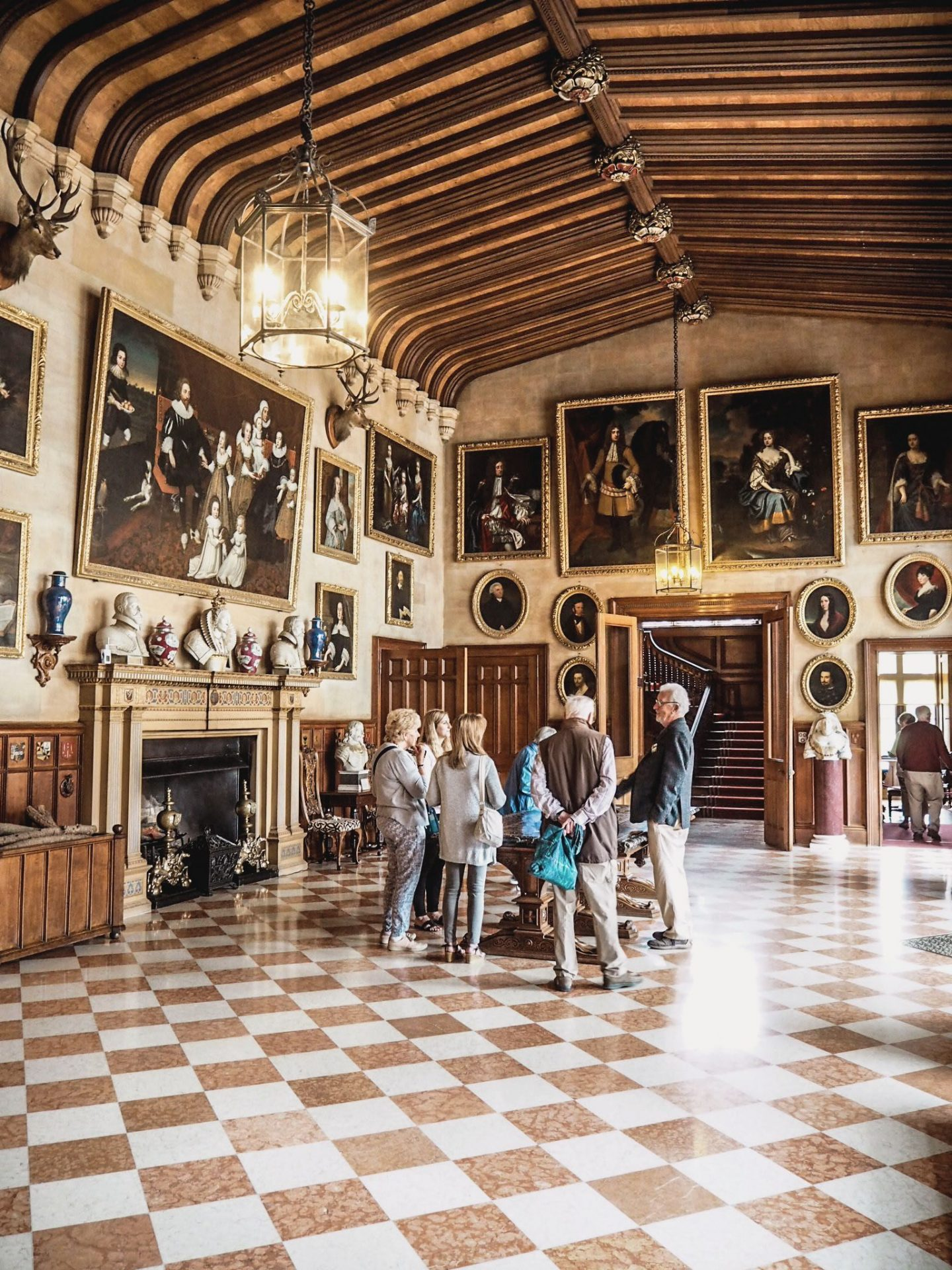 Charlecote Park - Great Hall