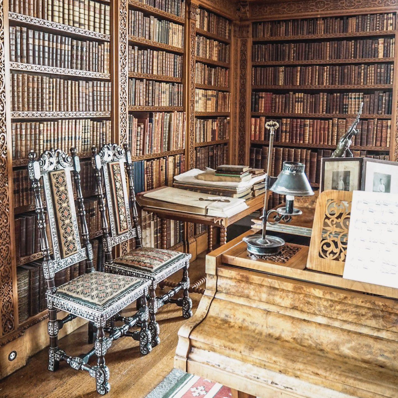 Charlecote Park - Library
