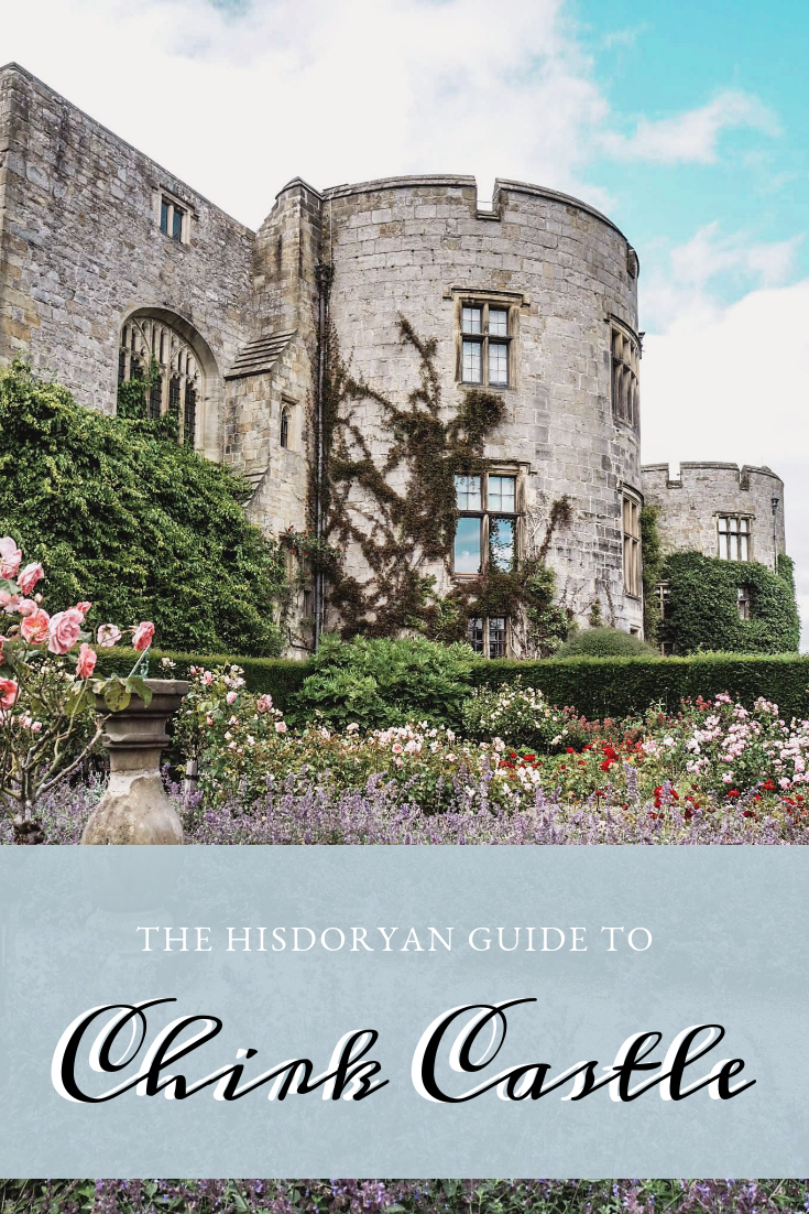 Chirk Castle Pinterest Cover