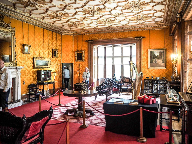 Charlecote Park - Drawing Room