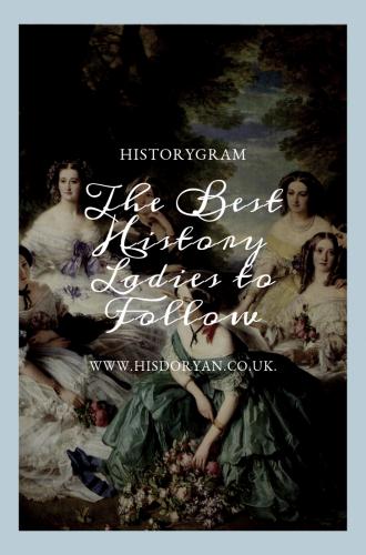 Historygram – The History Ladies Currently Killing It
