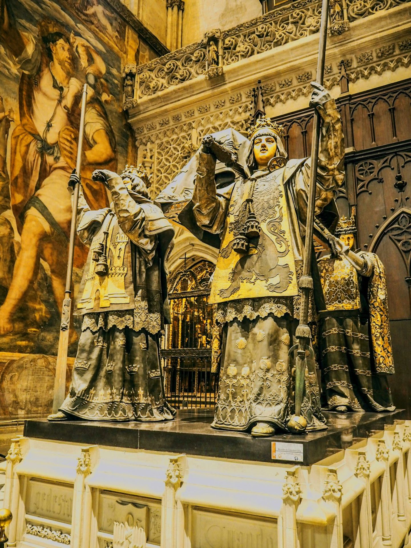 Christopher Columbus' Tomb