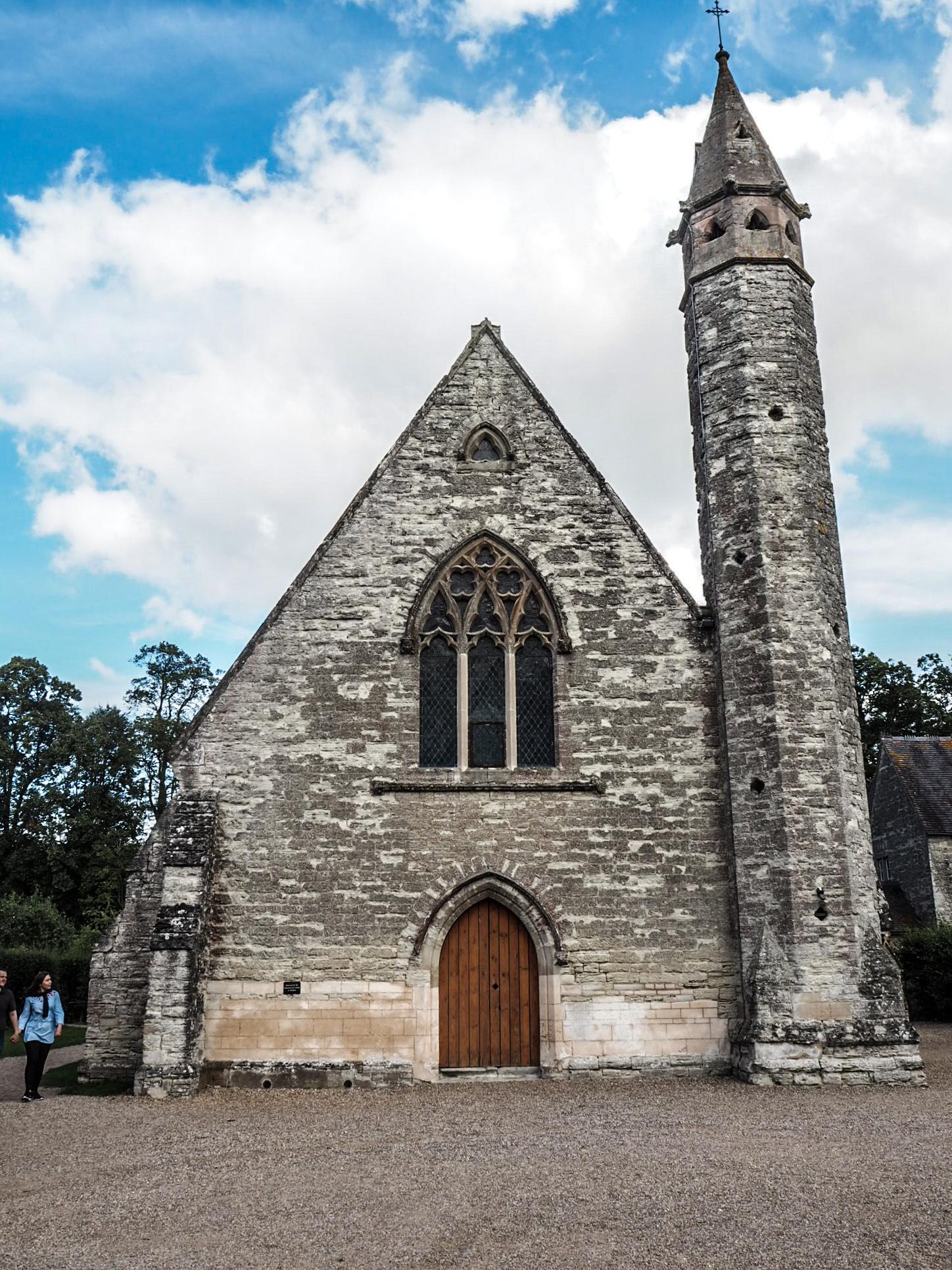 Catholic Church Coughton Court