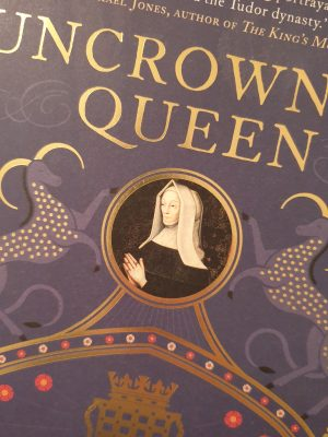 Uncrowned Queen cover detail