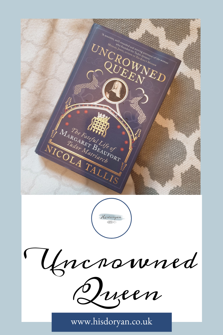 Uncrowned Queen Pinterest Cover