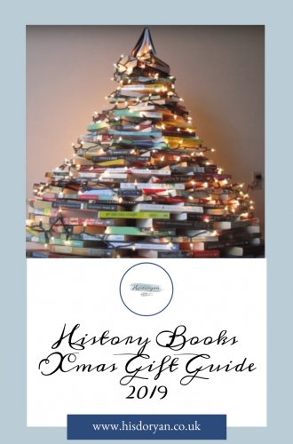 History Books Christmas Gift Guide 2019