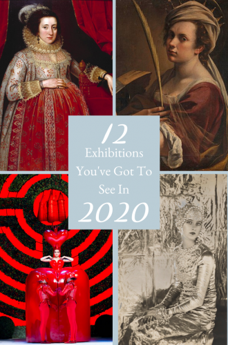 12 Exhibitions You've Simply Got To See in 2020