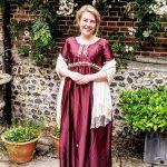 a regency girl