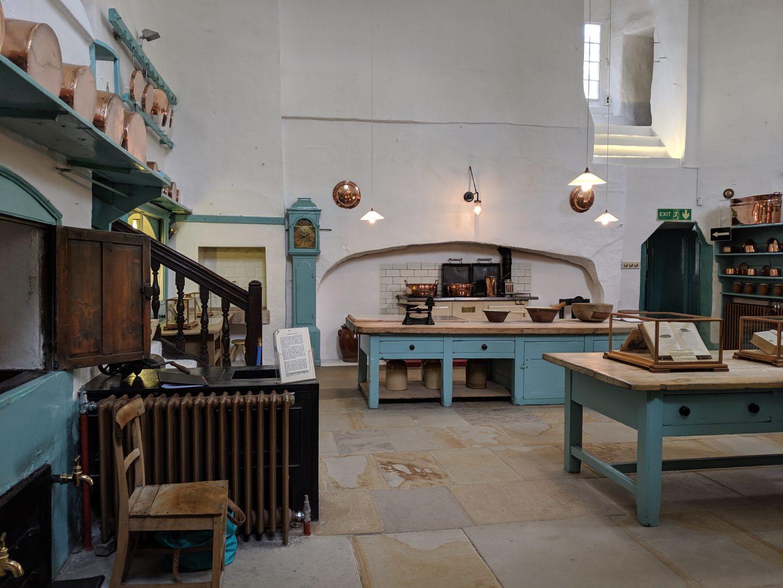 raby castle kitchen