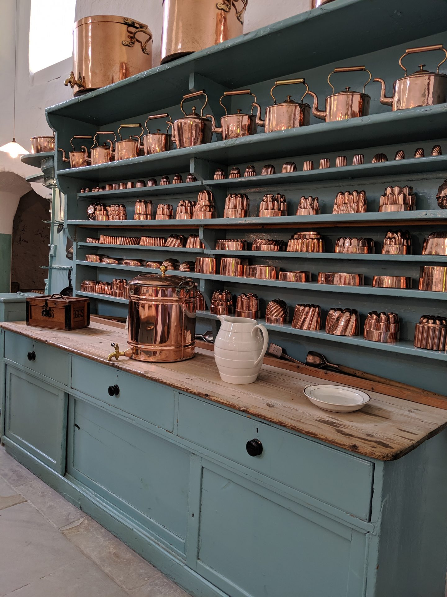 raby castle kitchen cabinet