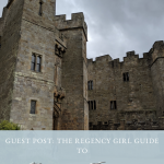 Raby Castle Pinterest Cover