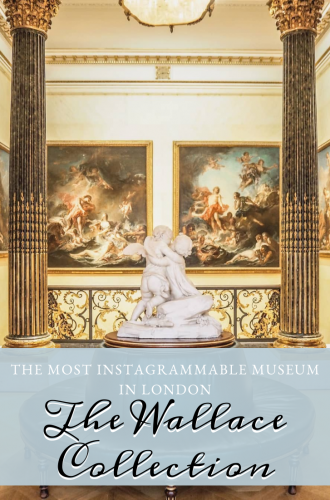 The Most Instagrammable Museum in London – The Wallace Collection