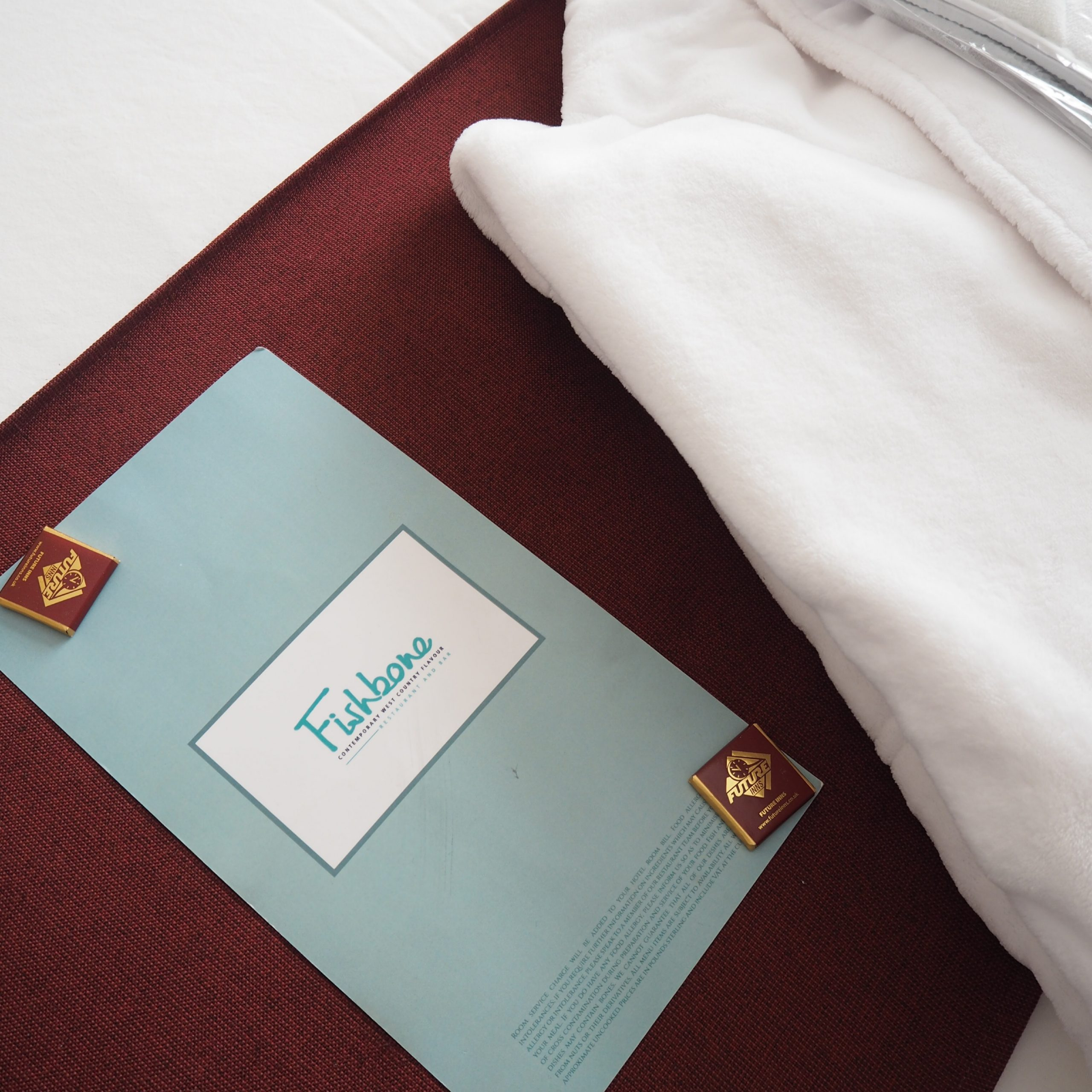 Future Inn bedroom detail