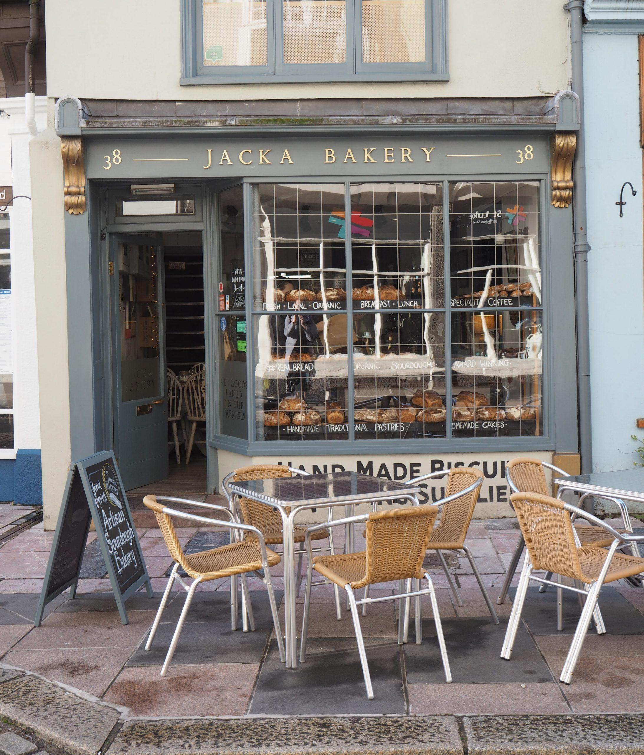 Jacka Bakery exterior