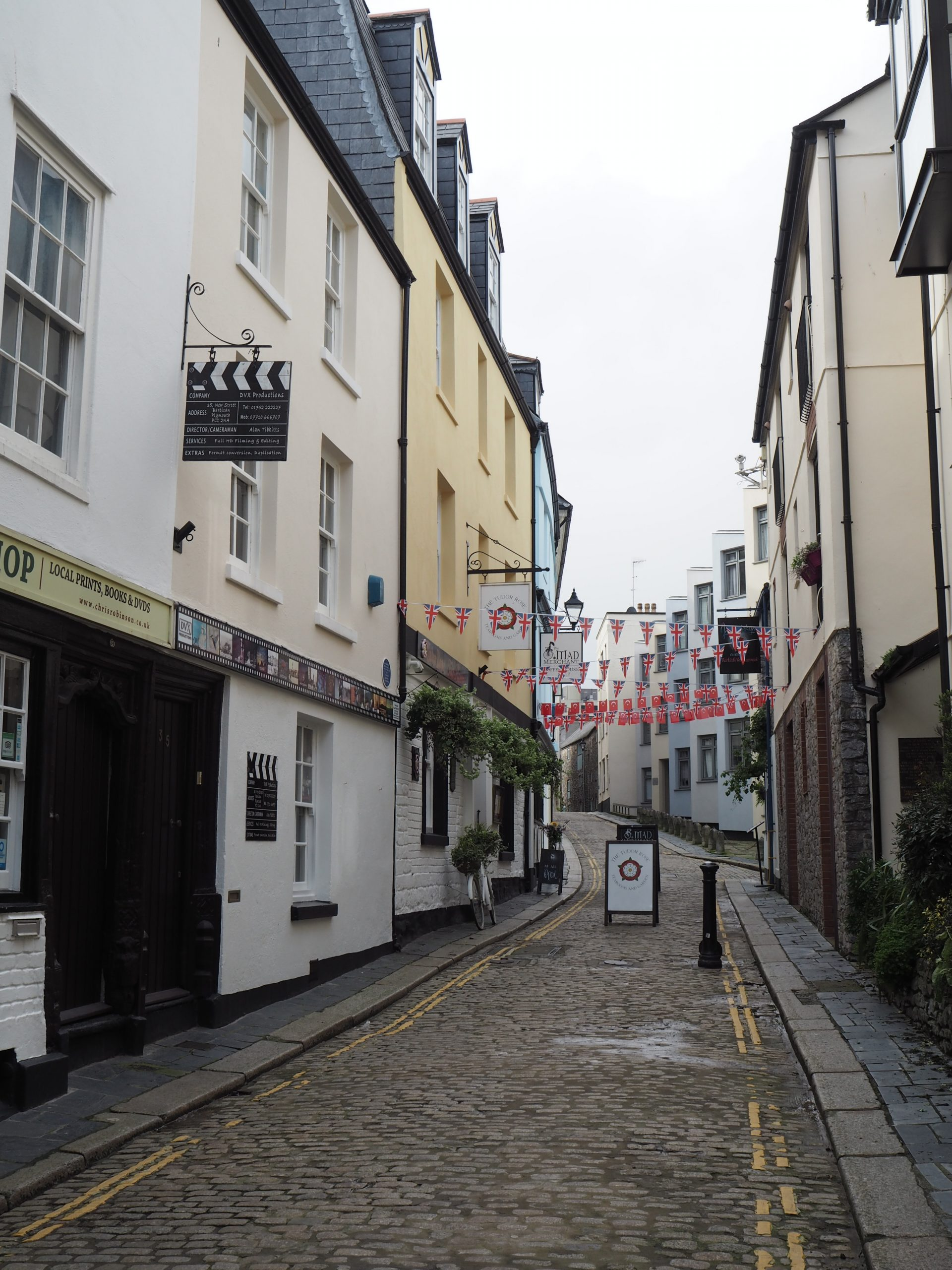 New Street Plymouth