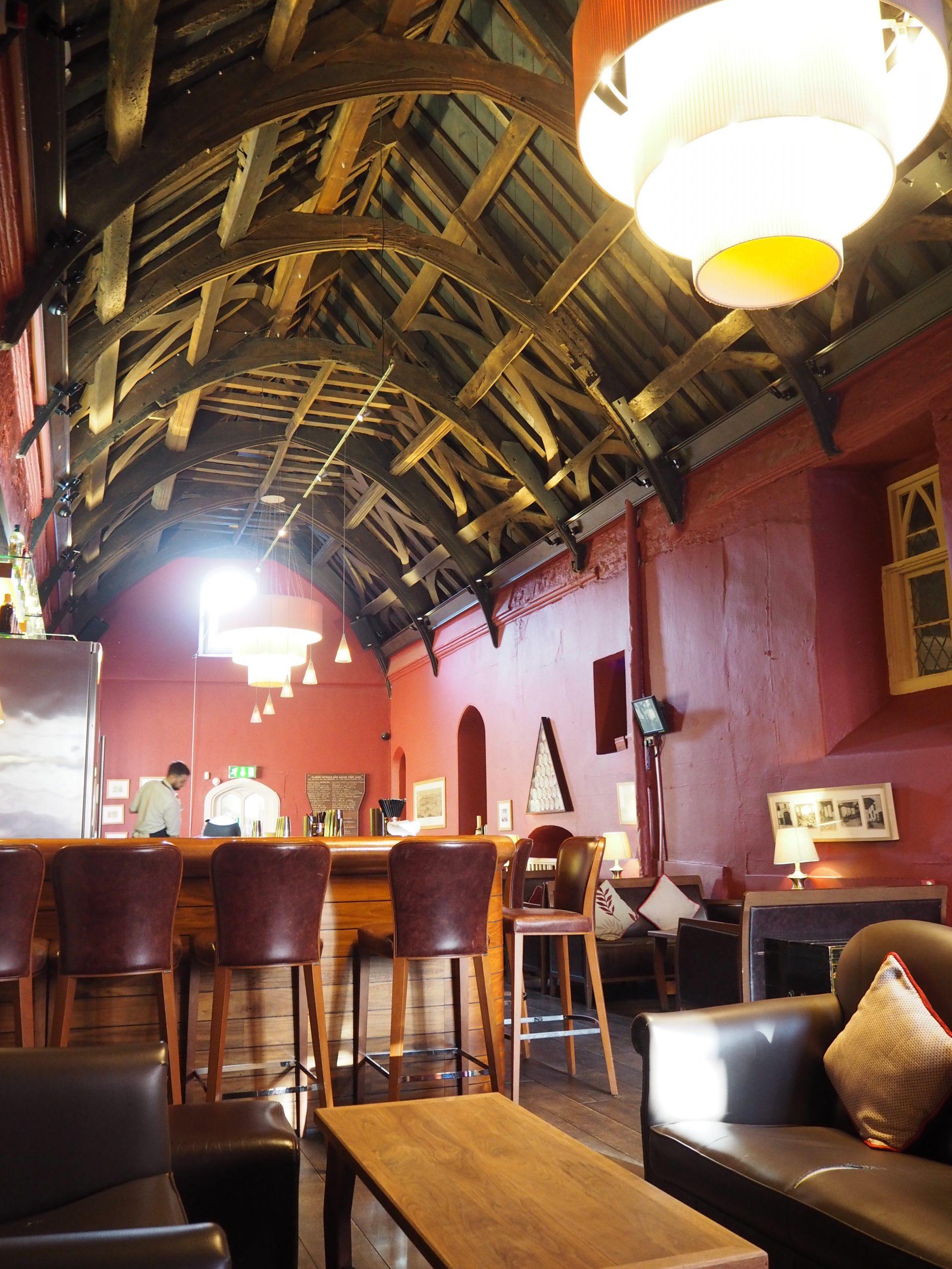 plymouth gin refectory bar